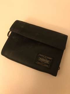 Porter Wallet 銀包