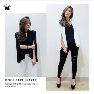 Blazer Cape