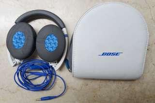 Bose Soundtrue Headphones White