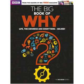 BBC Focus The Big Book of Why Magazine - 2016 [eMagazine]
