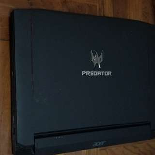 Acer PREDATOR 15 G9-591-70XR 15.6in. (I7-6700HQ, 16GB) NVIDIA GeForce GTX 980M