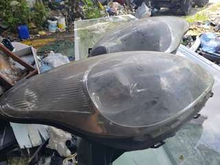 Myvi Headlight set original