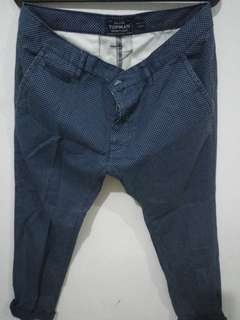 Jual celana chino topman