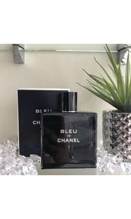 Authentic BLEU DE CHANEL