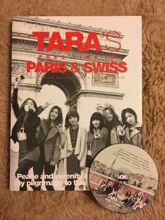 Tara 寫真集 巴黎