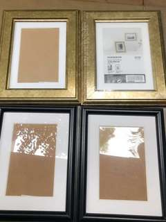 IKEA photo frames