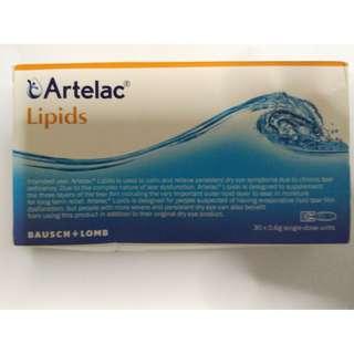 Artelac Lipids 30x0.6g single dose units