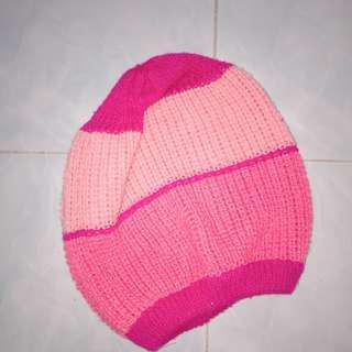 Kupluk Pink