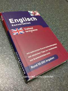 German - English Pocket Dictionary - Kamus Jerman Inggris