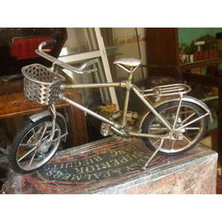 Vintage handmade bicycle