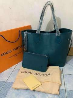 Louis Vuitton Neverfull Epi-Leather Limited