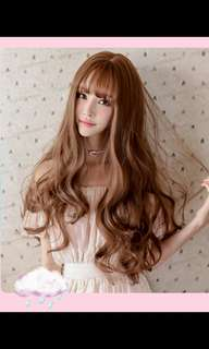 *Best selling😍 Preorder korean Wavy curly ladies wig* waiting time 15 days after payment is made*chat to buy if int