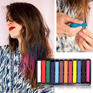 Instock Hair Dye Chalk Temporary Non-Toxic