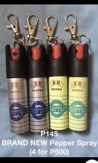 Pepper Spray — ESSENTIAL ITEM SWEAR