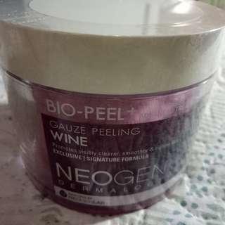 ⚡ Neogen Dermalogy Gauze Peeling Wine