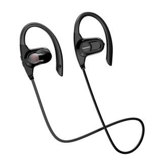 Tronsmart Hydra Wireless Bluetooth Sports Earphones with 12 Hour Playtime Built-in Mic IPX7 Waterproof