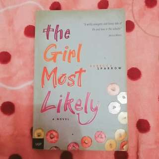 (novel inggris) the girl most likely - rebecca sparrow