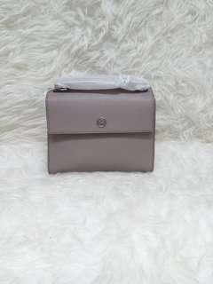 Tory Burch parker small satchel