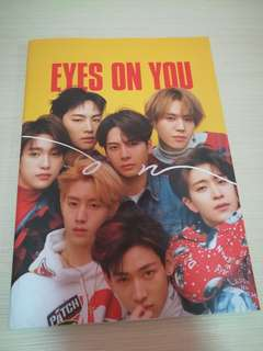 Got7 album Eyes On You ( On Ver )