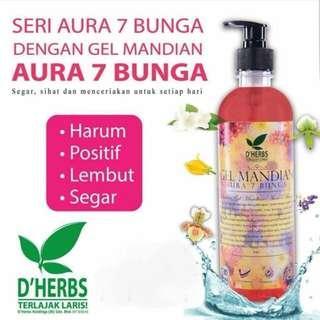 Bunga 7 aura