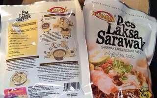 Pes Laksa Sarawak( nang nyaman)
