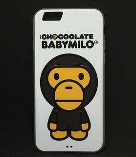 Apple iphone 6/6s、6/6s plus 潮牌 大嘴猴系列 浮雕手機殼 原價$138 *各餘一件