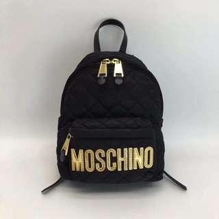 《香港現貨》Moschino backpack