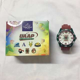 UniSilver TIME UAAP UP Fighting Maroons Unisex Watch