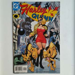 Harley Quinn No.9 comic