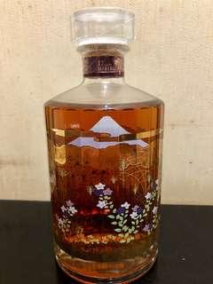 響17 武藏野富士 2013 限定特別版 Hibiki whisky 17