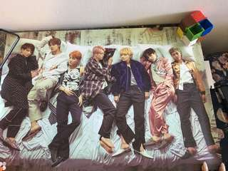 BTS Wings Posters