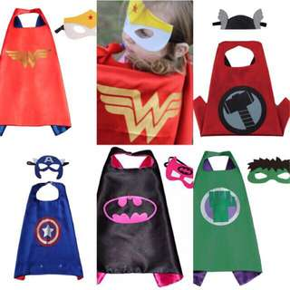 Kids superhero costume