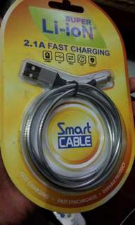 Kabel data Charger Li-on Ciputat