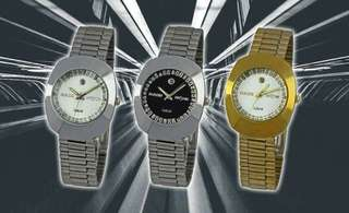 Rado Steel Strap Watch
