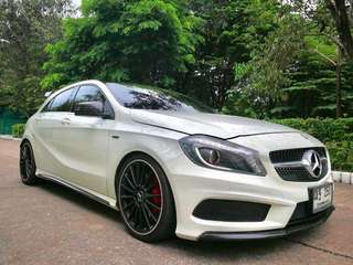 Mercedes-Benz A250 custom A45