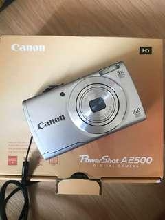 Powershot Canon A2500
