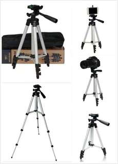 3110 LONG TRIPOD FOR CELLPHONE / CAMERA