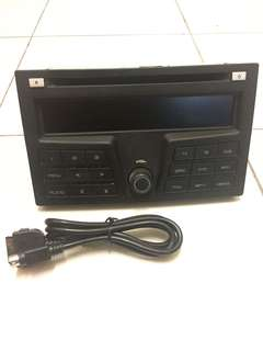 "7"" Double Din Radio with Single CD Player Preve / Suprima"