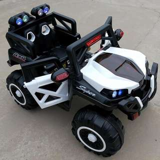 Super 4x4 ATV Electric Ride On Toy Car For Kids