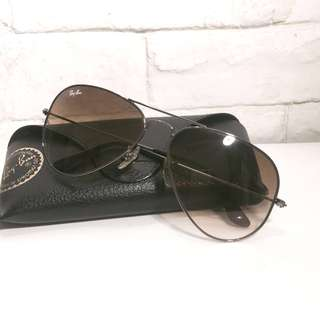 經典款 Ray Ban Sunglasses - Aviator Large Metal RB3025