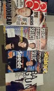 Britpop magazines