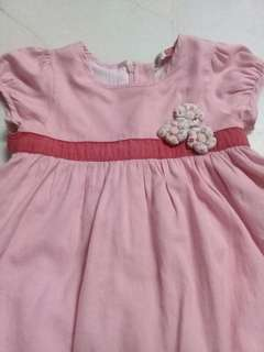 Preloved Poney Baby Girl Dress