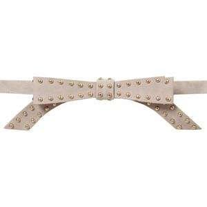 Topshop Studded Bow Belt