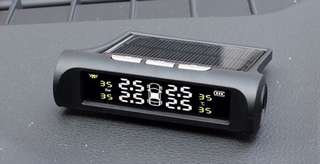 無線太陽能胎壓監測