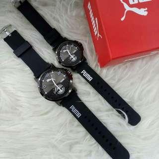 Puma Watch Couple Set