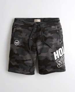 🚚 Hollister男士休閒短褲(正品 現貨)