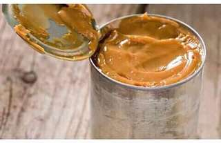 Dulce de Leche in a can