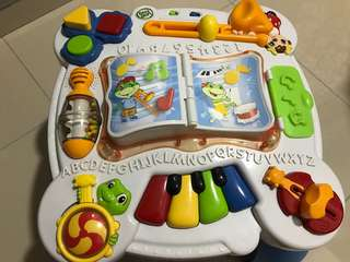 LeapFrog - Learn & Groove Musical Table