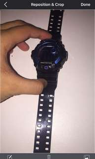 G Shock Almost brand new authentic