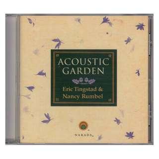 Eric Tingstad & Nancy Rumbel: <Acoustic Garden> 2002 CD (Promo Copy)